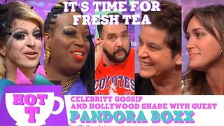Hey Qween HOT T: Celebrity Gossip & Hollywood Shade Episode 2 - Video