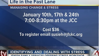 Identifying and dealing with stress - Video