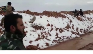 Northern Aleppo Rebels Vow 'Victory is Coming Soon' - Video