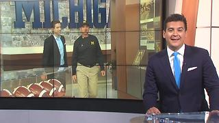WXYZ's Brad Galli named new host of Michigan Football radio show - Video