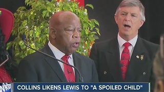 Chris Collins says John Lewis is
