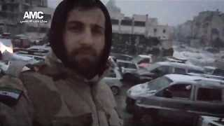 Aleppo Activists Capture Final Moments in City Before Boarding Last Evacuation Convoys - Video
