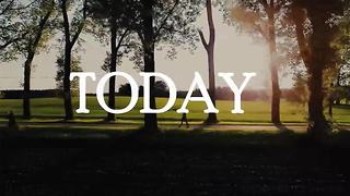 Today is going to be different... - Video