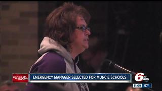 Emergency manager selected for Muncie Schools - Video