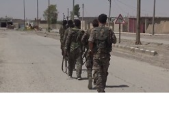 Syrian Democratic Forces Seen Attacking Raqqa From North - Video