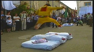 Baby Jumping Festival - Video