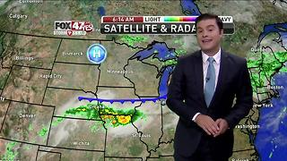 Jim's Forecast 7/13 - Video