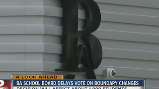 Broken Arrow School Board delays boundary changes vote - Video