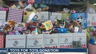 Colorado 24 Hour Fitness clubs come together to help kids in need - Video