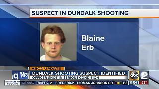 Dundalk shooting suspect identified