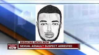 Milwaukee sexual assault suspect captured in Kentucky - Video