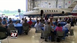 LCC, Delta Airlines aviation partnership could lead to jobs - Video
