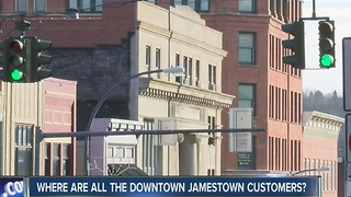 Where are all the Downtown Jamestown customers? - Video