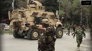 ISIS Claims Responsibility for Deadly Attack in Kabul - Video