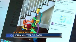 Ask the Expert: From clutter to clash - Video