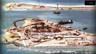 Chinese Have Prepped the South China Sea for Confrontation - Video