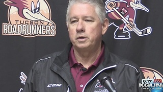 Roadrunnres GM Soetaert talks about Craig Cunningham - Video