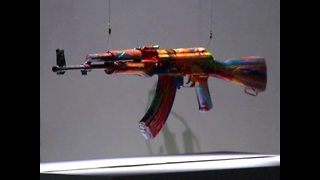 AK47 Art Show - Video