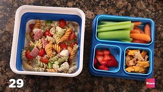 Bento boxes for back to school with Elissa the Mom | Rare Life - Video