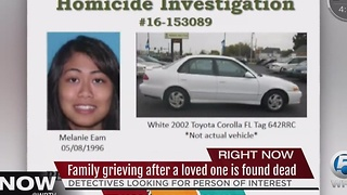 Family grieving after a loved one is found dead - Video