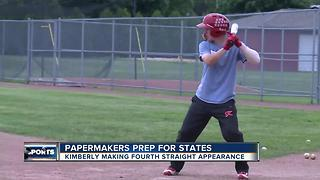 Papermakers prep for fourth-straight states appearance - Video