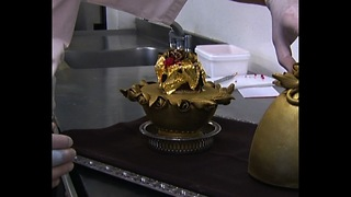 World's Most Expensive Chocolate Pudding - Video
