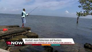 Florida anglers not keeping up with state growth - Video