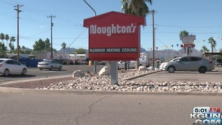 Naughton's files for Chapt. 11 bankruptcy - Video