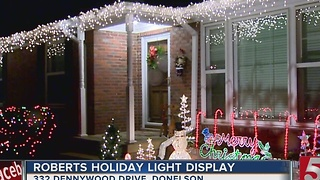 Ann Chapman Holiday Lights Finalist #4 - Video