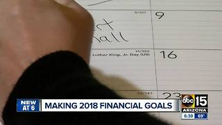 Here's how to manage your money better in 2018 - Video