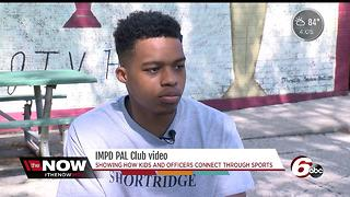 IMPD PAL Club keeps students active in city sports