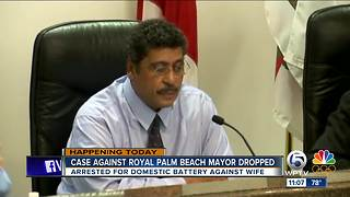 Case against mayor dropped - Video