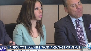 Dippolito's lawyers want a change of venue - Video