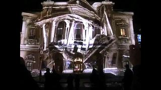 Lyon Festival Of Lights - Video