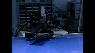 Air Hockey Robot - Video