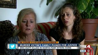 EXCLUSIVE: Murder victim's family pleads for justice - Video