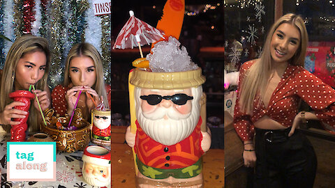 This All New Pop Up Bar In Ottawa Serves Christmas Themed Tiki Drinks