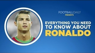 Everything You Need To Know About Ronaldo - Video
