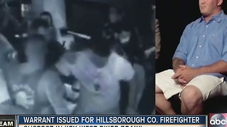I-Team: Hillsborough Firefighter and Outlaw faces Battery charge after biker brawl - Video