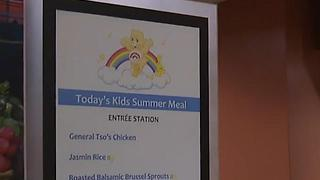 Free meals for children at Rainbow Babies & Children's Hospital this summer, no questions asked - Video