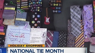 National Tie Month - Video