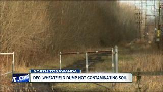 DEC: no contamination at Wheatfield dump - Video