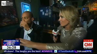 Remember What Don Lemon Was Doing Last Year For New Year's Eve? Here's The Video In Case You Forgot - Video