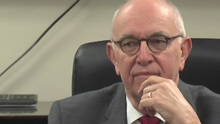 Marion Co. Prosecutor Terry Curry talks about the Richmond Hill case - Video