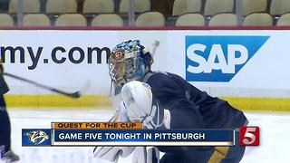 Live From Pittsburgh For Game 5 - Video