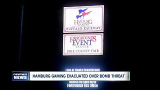 Hamburg Gaming evacuated due to called-in bomb threat