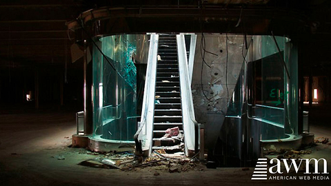 Video Filmed Inside Of Abandoned Maryland Mall Is Getting Fame For Not So Obvious Reason