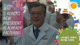 South Korea's troubled politics may get worse - Video