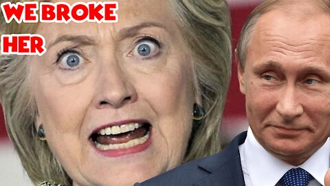 "Clinton & Pelosi Push Putin as Mastermind Behind Capitol Hill ""Riot"""