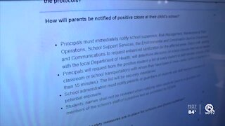 School District of Palm Beach County answers frequently asked questions